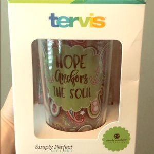 Brand New Simply Southern Tervis Gift Set